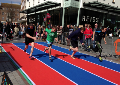 Portable Athletics Track - Exeter