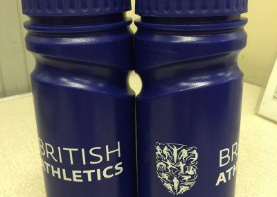 British Athletics Bottle