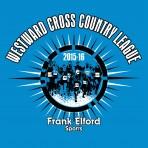 Westward League cross country hoodie